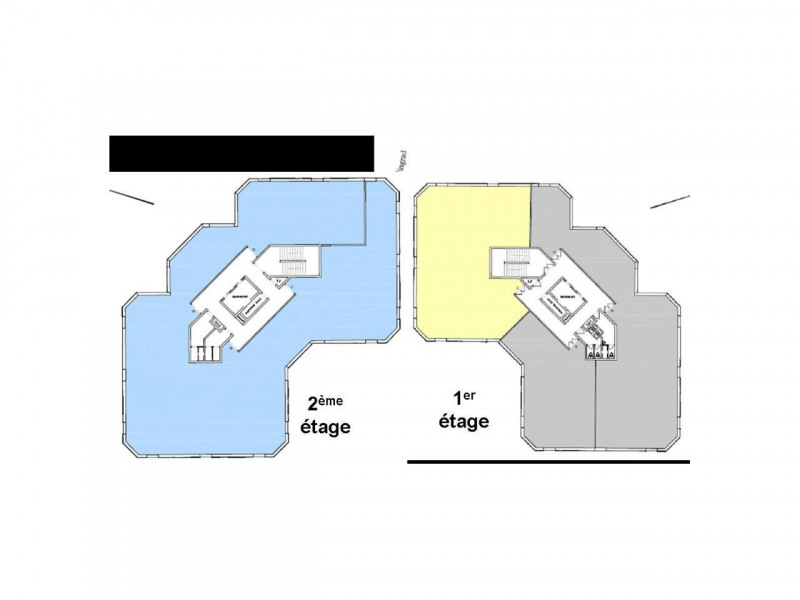location bureau colombes hauts de seine 92 2875 m r f rence n 12011364l. Black Bedroom Furniture Sets. Home Design Ideas