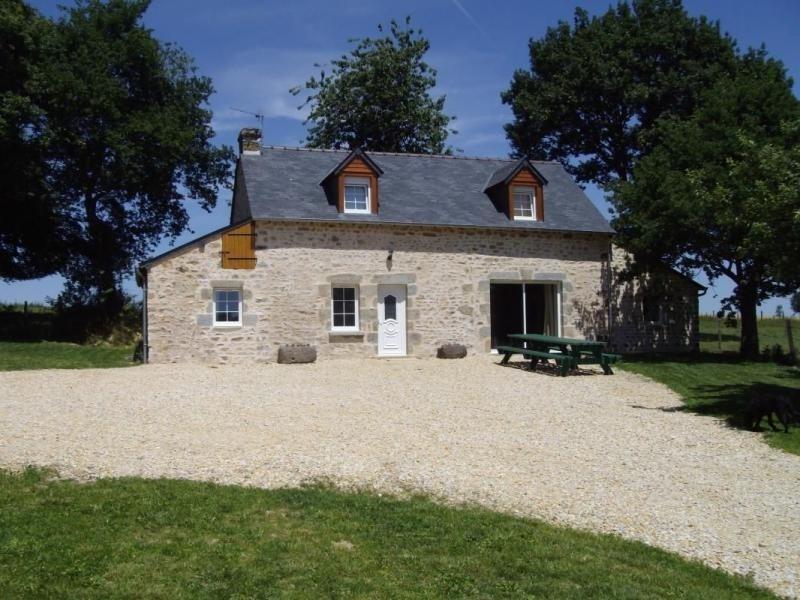 Location vacances Saint-Léonard-des-Bois -  Maison - 7 personnes - Barbecue - Photo N° 1