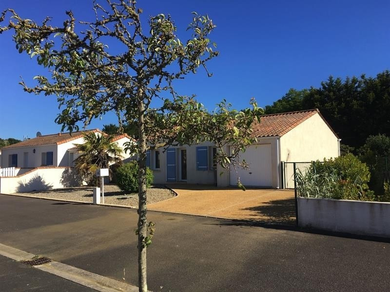 Location vacances Longeville-sur-Mer -  Maison - 5 personnes - Barbecue - Photo N° 1