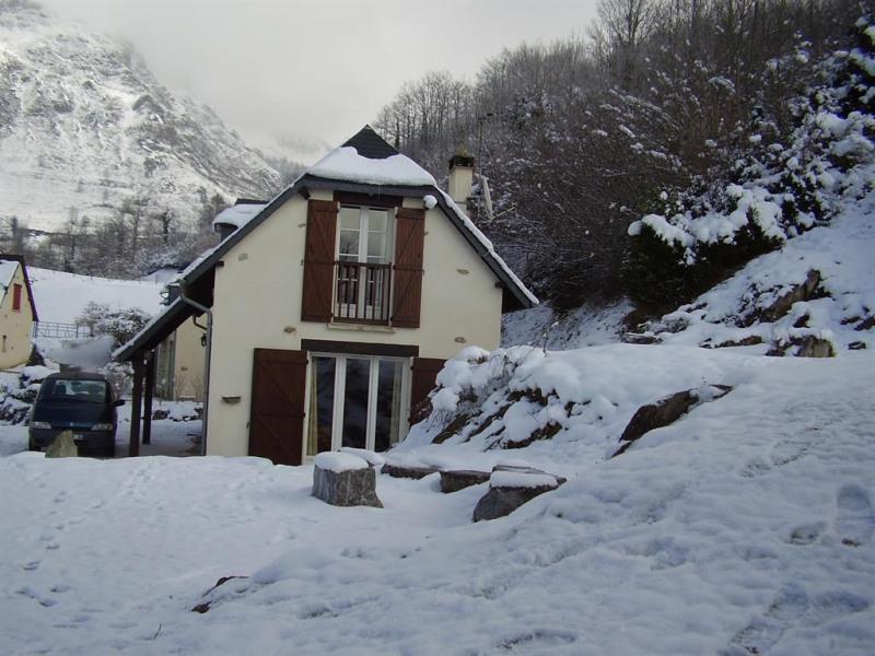 Ferienwohnungen Béost - Haus - 8 Personen - Grill - Foto Nr. 1