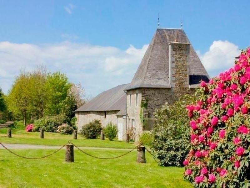 Location vacances Équilly -  Maison - 5 personnes - Jardin - Photo N° 1