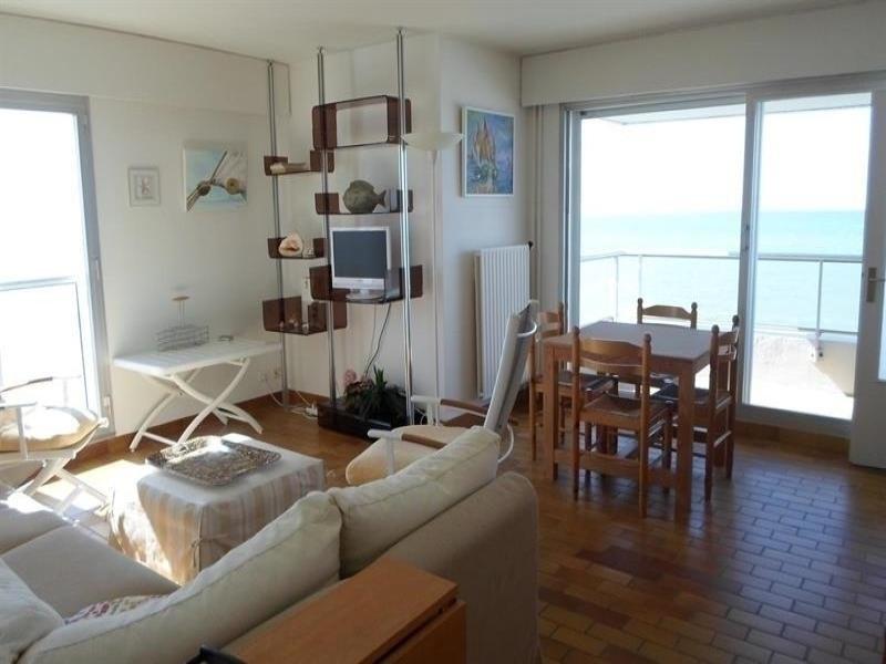 Au 8ème étage, face à la mer et avec tout le confort.