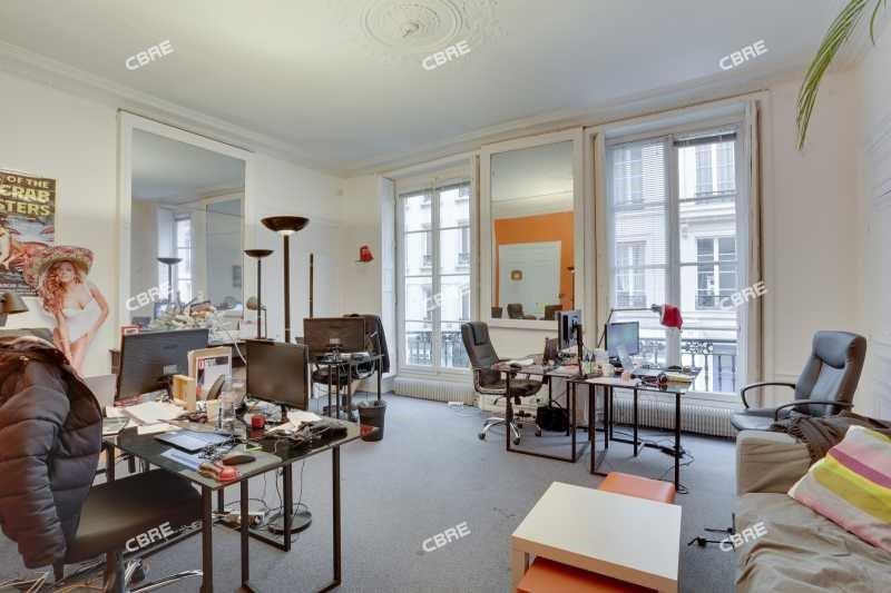 Vente Bureau Paris 3ème