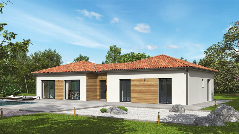Maison  5 pièces + Terrain 1300 m² Amberieux d Azergues par NATILIA LYON