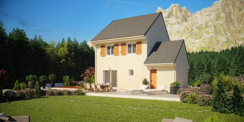 Maison  3 pièces + Terrain 300 m² Angerville par MAISONS PIERRE