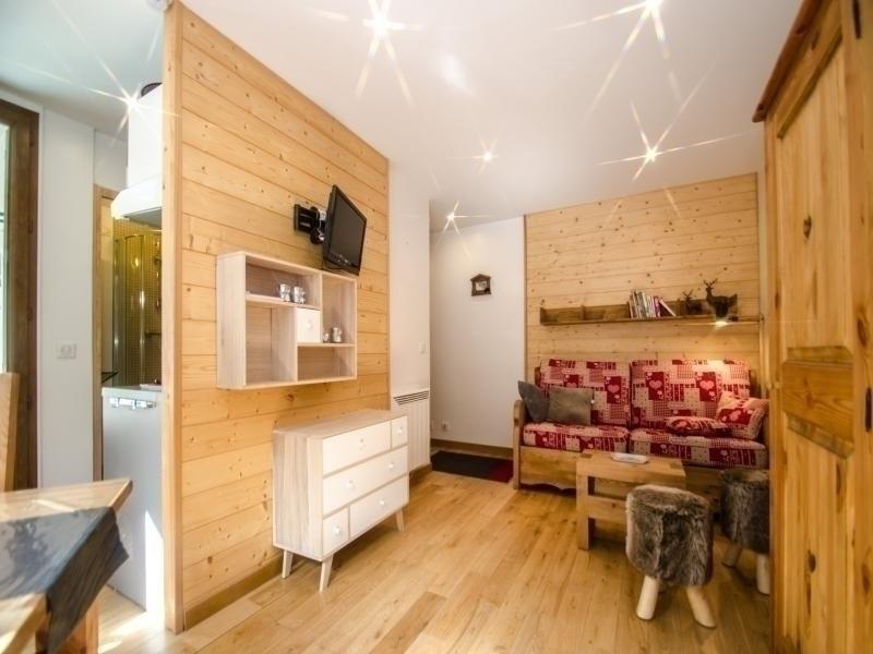 Location vacances Chamonix-Mont-Blanc -  Appartement - 4 personnes - Télévision - Photo N° 1