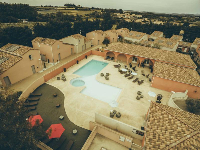 Alquileres de vacaciones Saint-Christol - Casa - 4 personas - Jardín - Foto N° 1