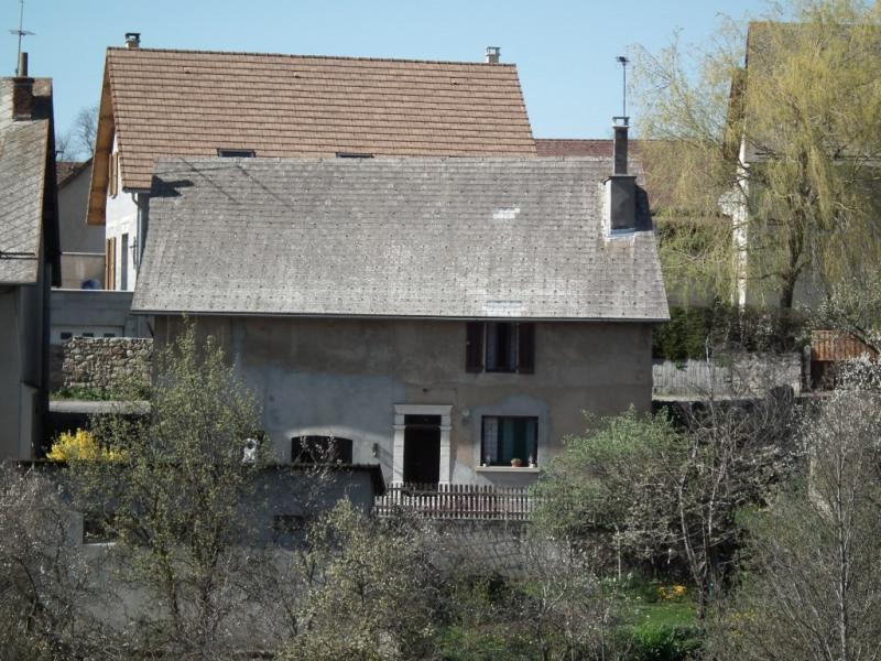 Maison individuelle tres calme dans petit village