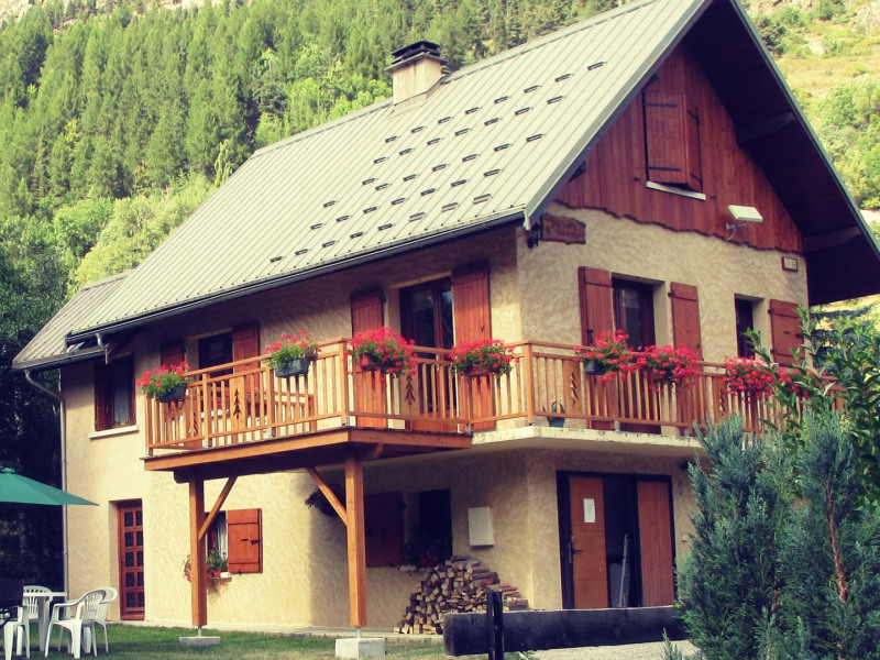 Holiday rentals Le Monêtier-les-Bains - House - 9 persons - BBQ - Photo N° 1