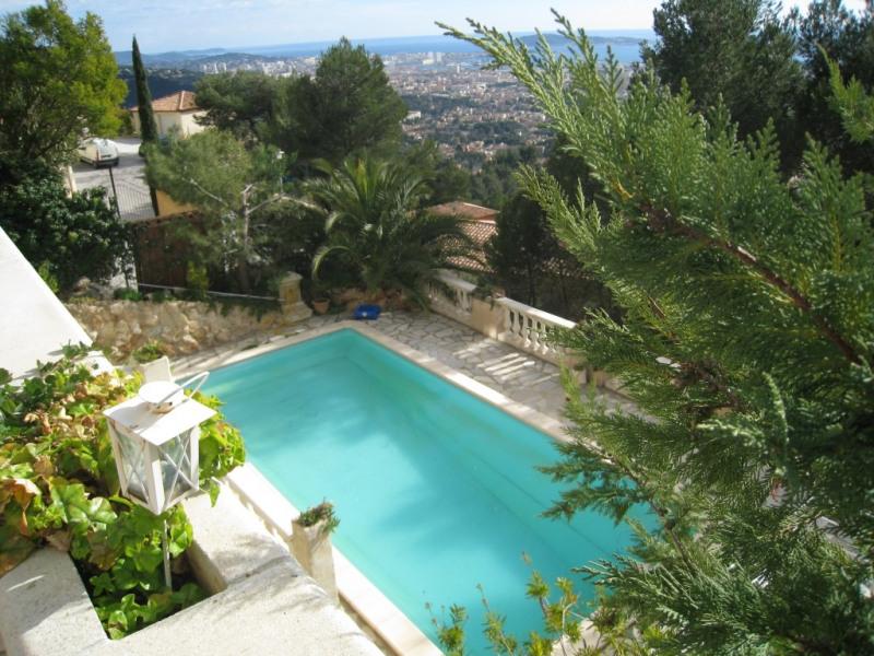 Maison indépendante vue mer et piscine privée