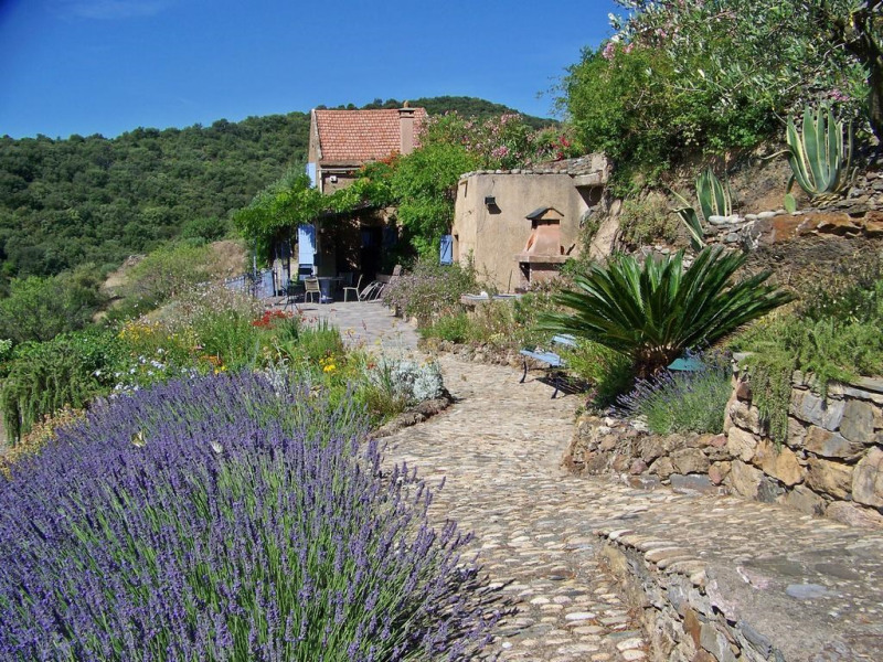 Location vacances Roquebrun -  Maison - 4 personnes - Barbecue - Photo N° 1