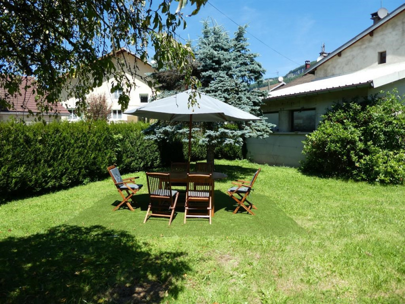 Location vacances Vaux-lès-Saint-Claude -  Appartement - 6 personnes - Barbecue - Photo N° 1