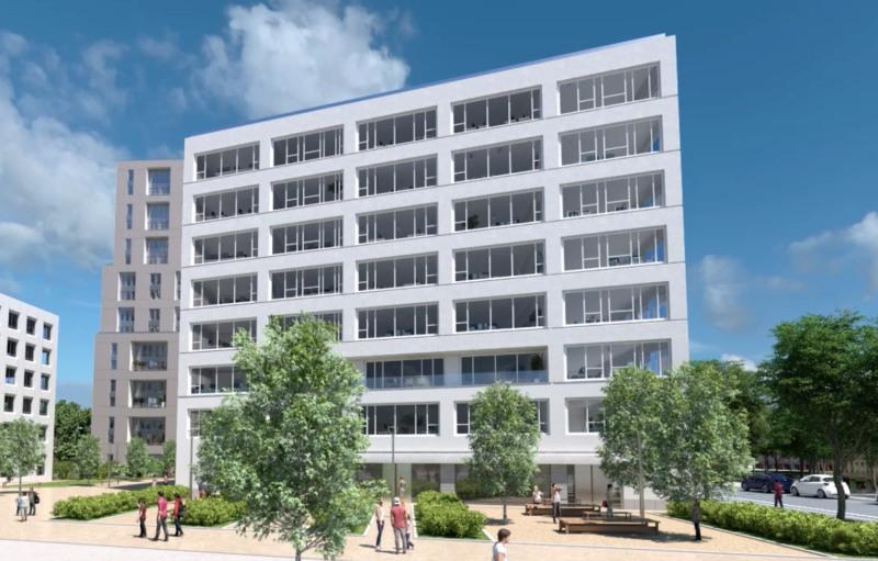 Location bureau open space nantes location bureaux orvault n° o