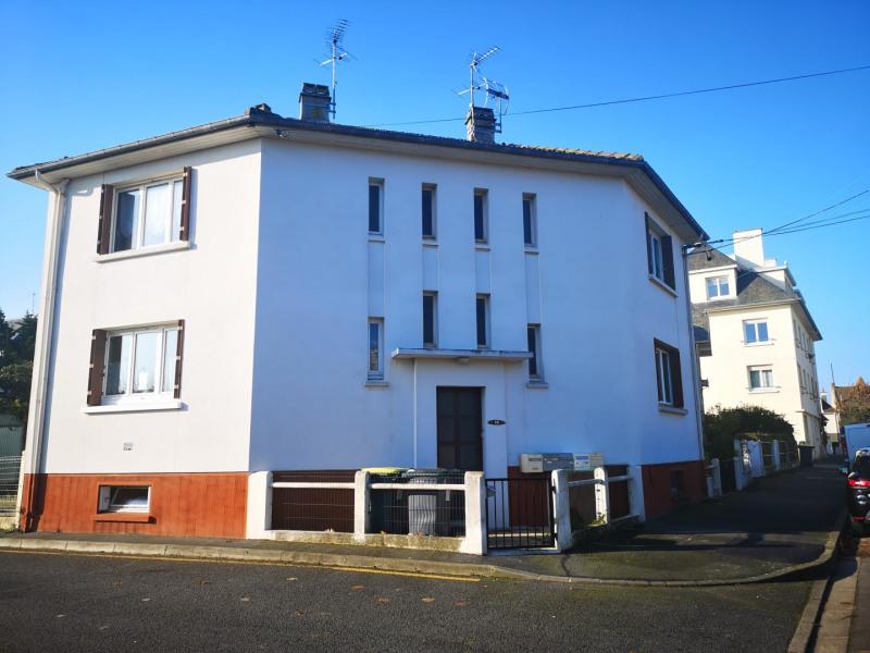 Location vacances Ouistreham -  Appartement - 2 personnes - Salon de jardin - Photo N° 1