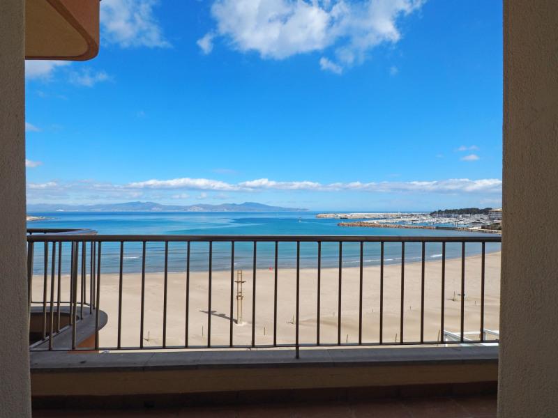 Appartement avec vue sur mer à côté de la plage