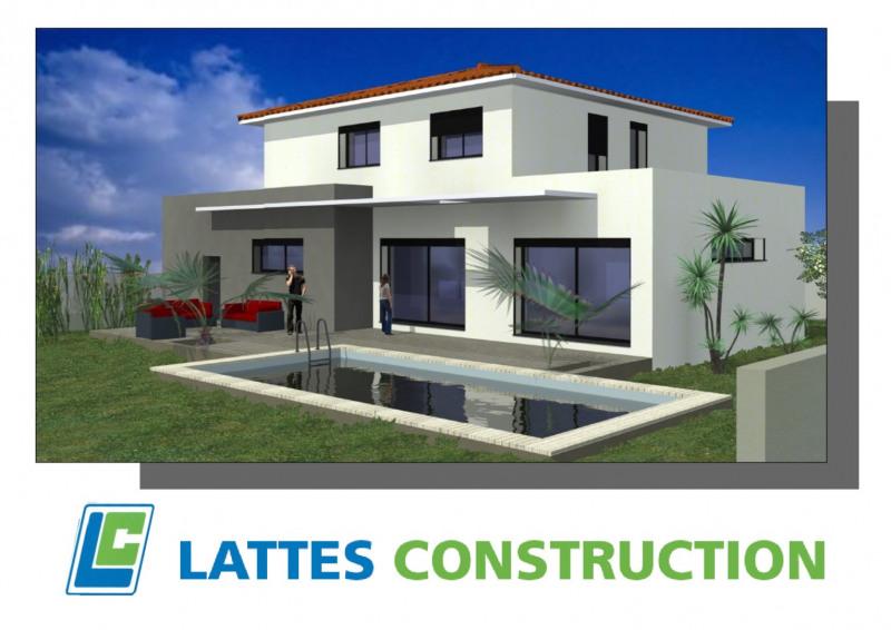 Maison  6 pièces + Terrain 400 m² Clapiers par LATTES CONSTRUCTION