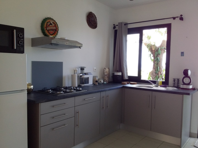 Holiday rentals Saint-Leu - Cottage - 3 persons - BBQ - Photo N° 1