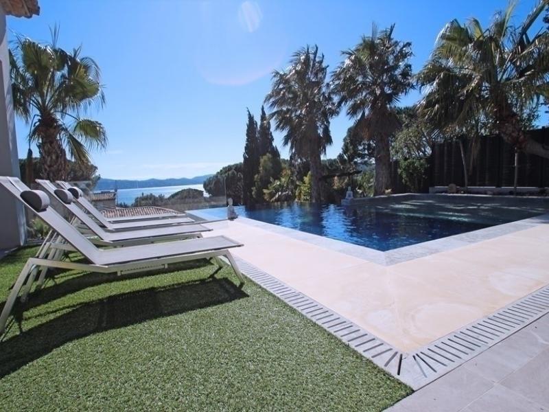 Villa 5* de prestige avec prestations haut de gamme dans le Golfe de Saint Tropez