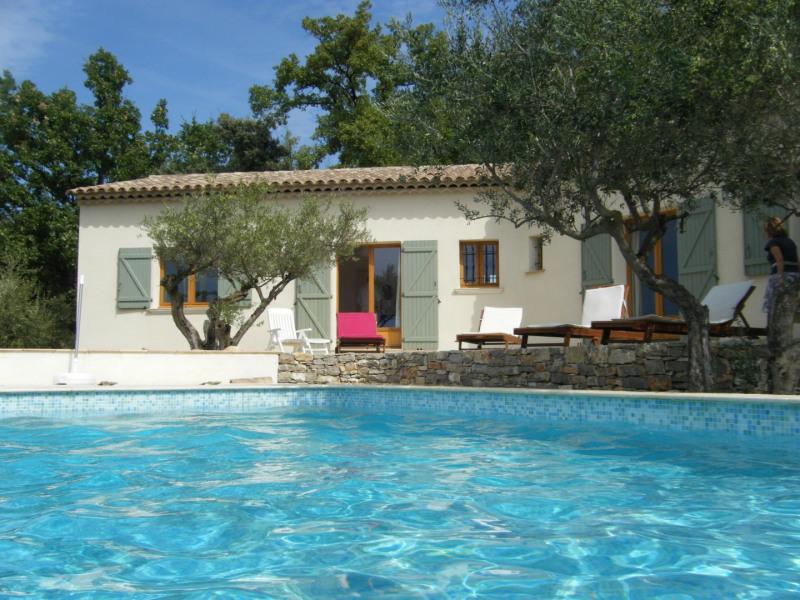 Maison lorgues pour 8 personnes 160m2 90802366 for Location maison avec piscine gorges du verdon