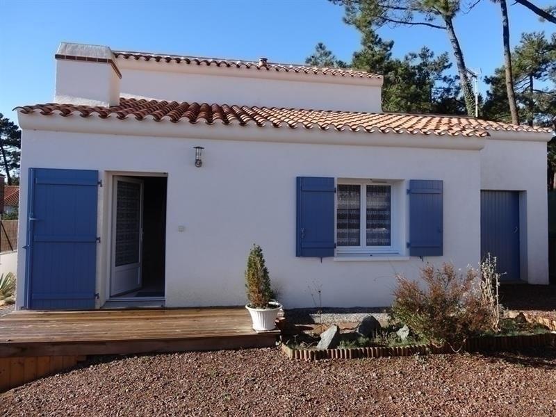 Location vacances La Faute-sur-Mer -  Maison - 5 personnes - Jardin - Photo N° 1