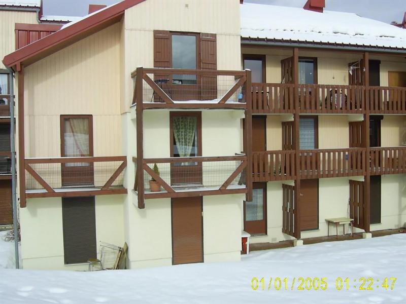 Ferienwohnungen Les Rousses - Wohnung - 4 Personen - Liegestuhl - Foto Nr. 1