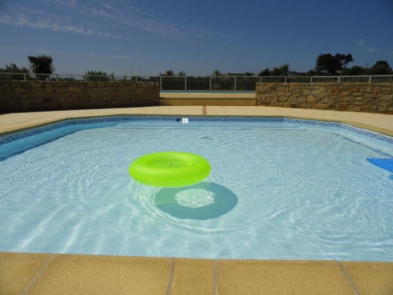 Maison en bord de mer et plage avec piscine LE POULDU PLAGE
