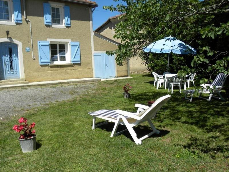 Location vacances Monferran-Plavès -  Maison - 6 personnes - Barbecue - Photo N° 1