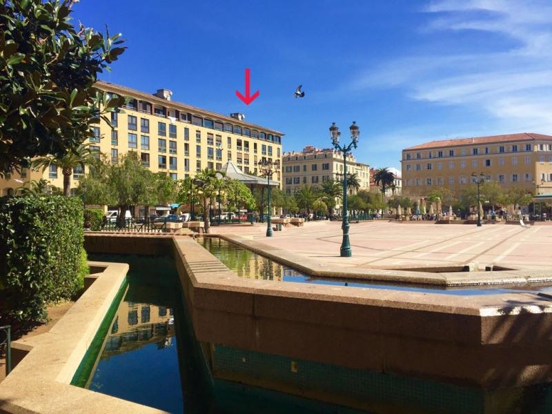 Location vacances Ajaccio -  Appartement - 3 personnes - Télévision - Photo N° 1