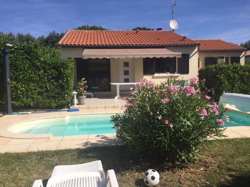 Holiday rentals Meschers-sur-Gironde - House - 6 persons - BBQ - Photo N° 1