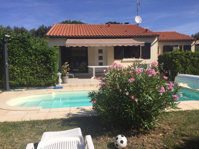 Location vacances Meschers-sur-Gironde -  Maison - 6 personnes - Barbecue - Photo N° 1