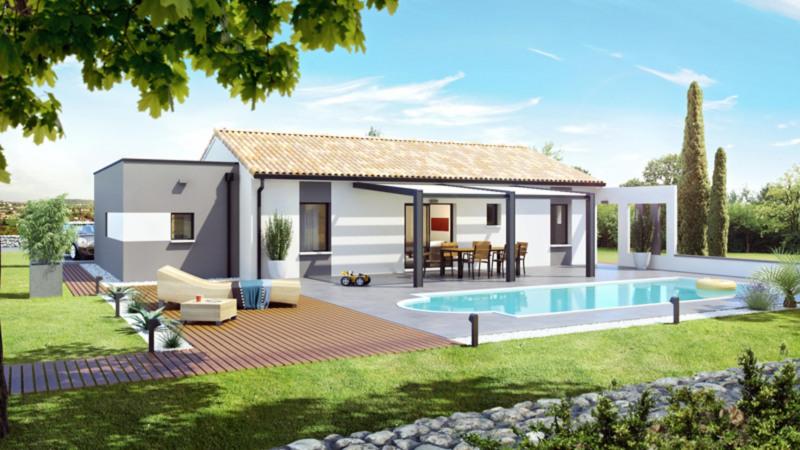 Maison  4 pièces + Terrain 586 m² Fontenilles par CELIA CREATION