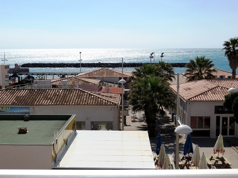 Holiday rentals Agde - Apartment - 5 persons - Television - Photo N° 1