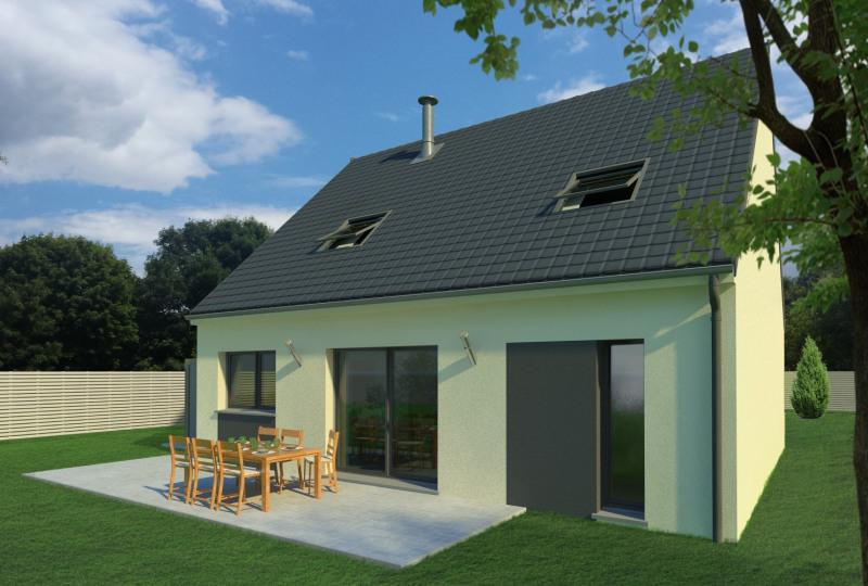 Maison  4 pièces + Terrain 716 m² Achères-la-Forêt par MAISON FAMILIALE QUEUE EN BRIE