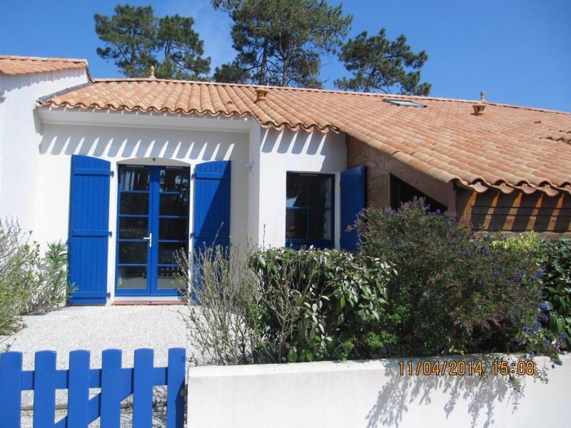Location vacances Saint-Jean-de-Monts -  Maison - 6 personnes - Fer à repasser - Photo N° 1