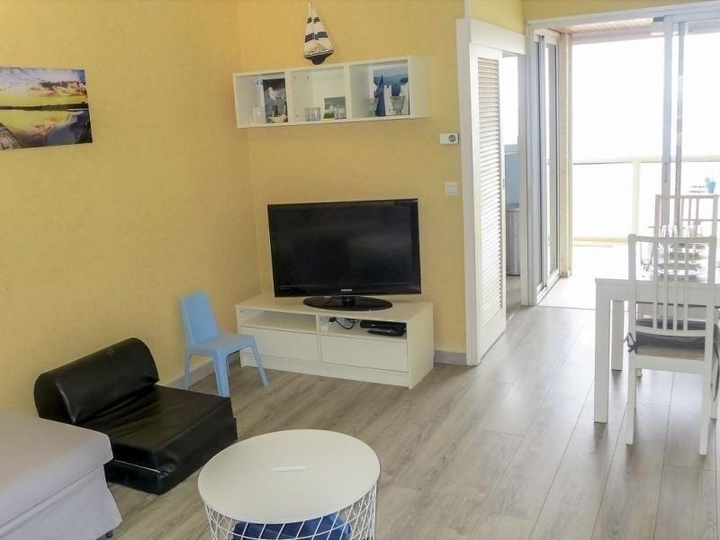 Location vacances Canet-en-Roussillon -  Appartement - 6 personnes - Télévision - Photo N° 1