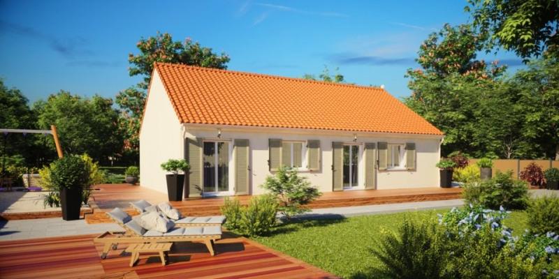 Maison  4 pièces + Terrain 721 m² Châteauneuf-en-Thymerais par MAISONS PIERRE