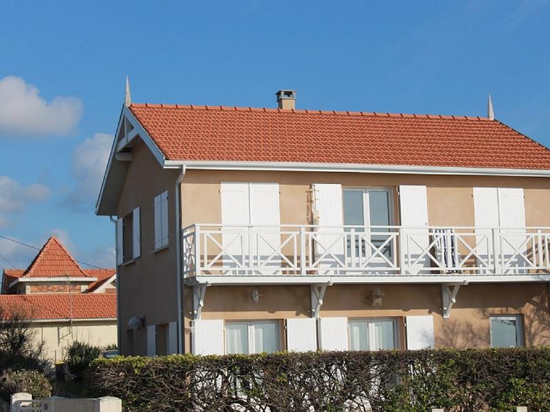 Front de mer à Soulac-sur-mer
