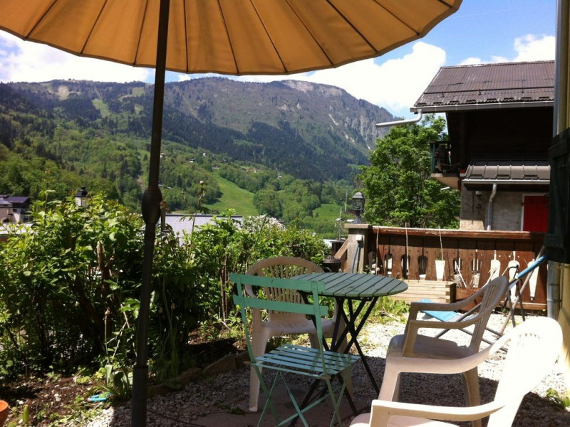 Location vacances Les Houches -  Appartement - 5 personnes - Barbecue - Photo N° 1