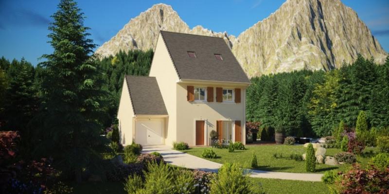 """Modèle de maison  """"Modèle de maison 5 pièces aporia 2 + 2 109"""" à partir de 5 pièces Seine-et-Marne par Maison pierre"""
