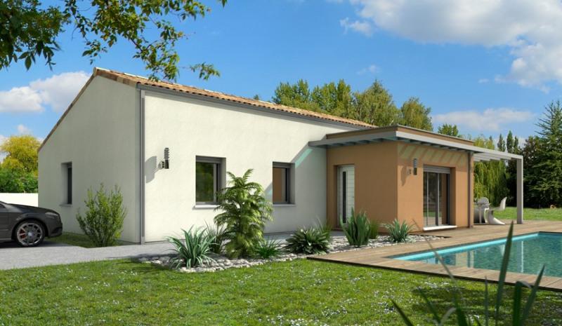 Maison  5 pièces + Terrain 602 m² Lisle-sur-Tarn par MAISONS LOGECO