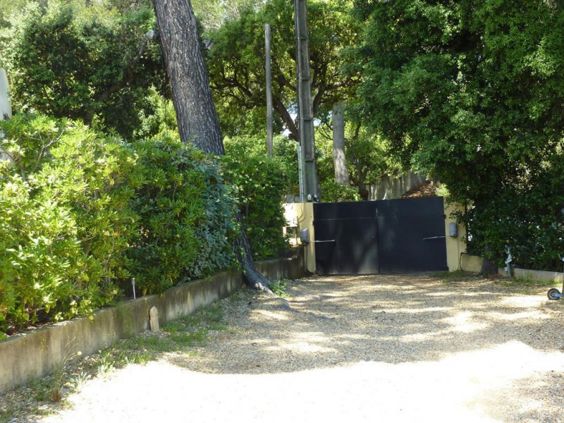 entrée portail securisé