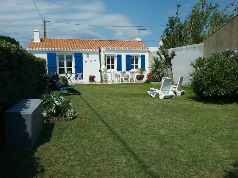 Holiday rentals Noirmoutier-en-l'Île - House - 8 persons - BBQ - Photo N° 1