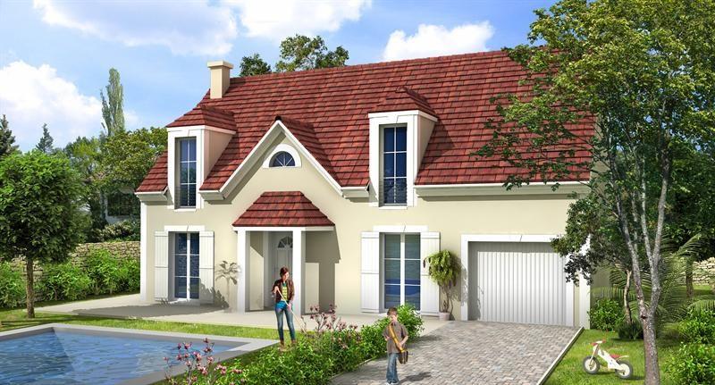 Maison  2 pièces + Terrain 535 m² Saint Arnoult en Yvelines (78730) par MAISONS BARILLEAU