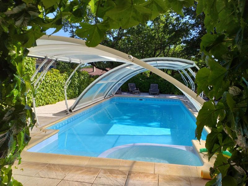 Location vacances Limogne-en-Quercy -  Maison - 8 personnes - Barbecue - Photo N° 1