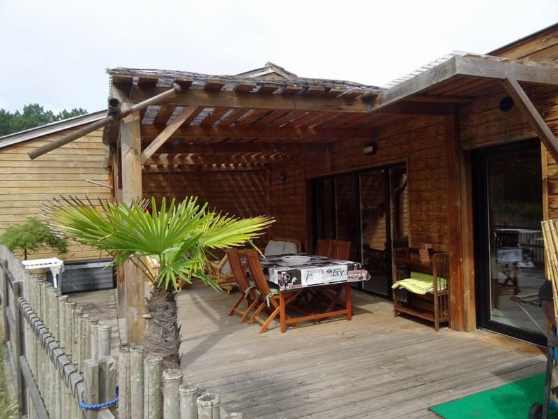 Location vacances Mimizan -  Maison - 4 personnes - Barbecue - Photo N° 1