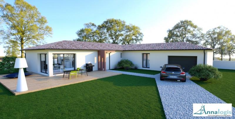 Maison  5 pièces + Terrain 1000 m² Castelmaurou par ANNALOGIS