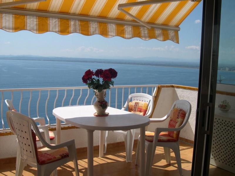 Alquileres de vacaciones Rosas - Apartamento - 5 personas - Mueble de jardín - Foto N° 1