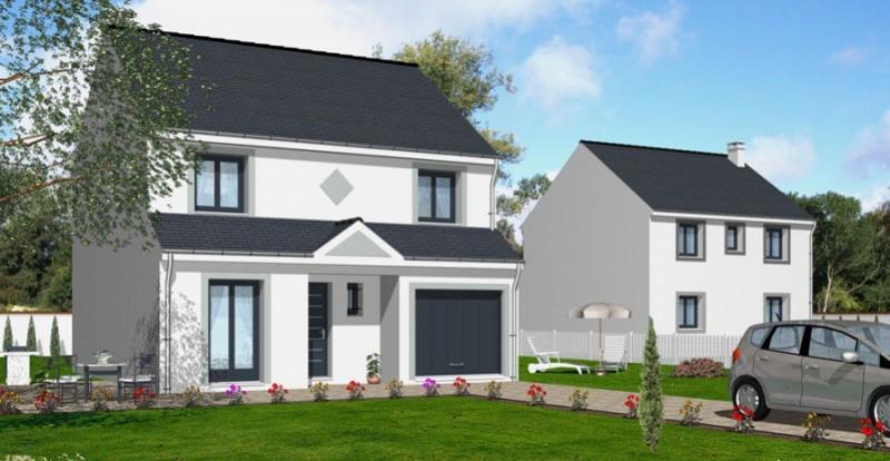 Maison  6 pièces + Terrain 235 m² Crégy-Lès-Meaux par BATICONFORT