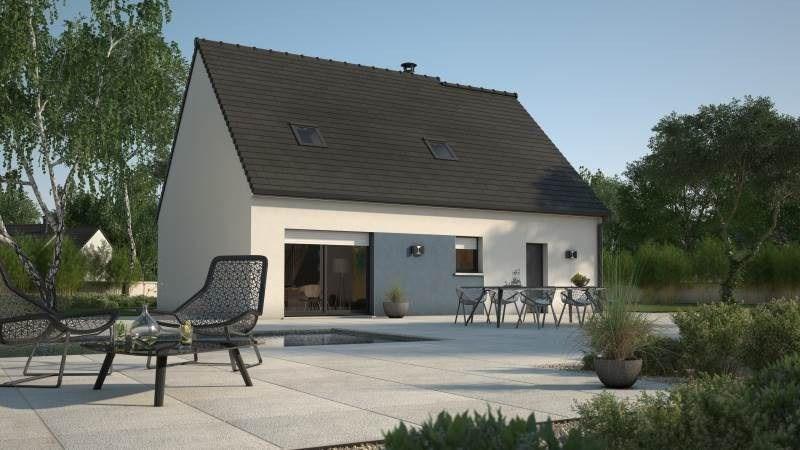 Maison  6 pièces + Terrain 620 m² Courances par MAISONS FRANCE CONFORT