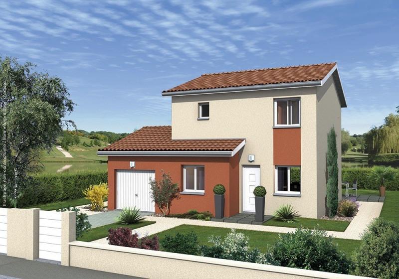 Maison  5 pièces + Terrain 380 m² Fareins par MAISONS PUNCH